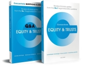 Equity & Trusts Revision Concentrate Pack: Law Revision and Study Guide Cover Image