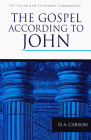 The Gospel According to John (Pillar New Testament Commentary (Pntc)) Cover Image
