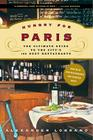 Hungry for Paris: The Ultimate Guide to the City's 102 Best Restaurants Cover Image