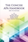 The Concise APA Handbook APA 7th Edition Cover Image