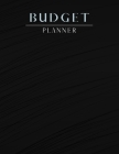 Budget Planner: Daily and Weekly Financial Organizer - 8.5x11 - 100 pages- Cover Image