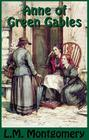 Anne of Green Gables Lib/E (Anne of Green Gables Novels) Cover Image