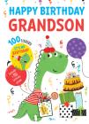 Happy Birthday Grandson Cover Image