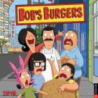 Bob's Burgers 2019 Wall Calendar Cover Image