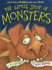 The Little Shop of Monsters Cover Image