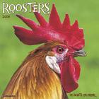 2016 Roosters Wall Calendar Cover Image