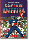 The Little Book of Captain America Cover Image