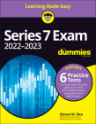 Series 7 Exam 2022-2023 for Dummies with Online Practice Tests Cover Image