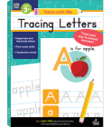 Trace with Me: Tracing Letters Cover Image