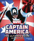 Captain America Ultimate Guide New Edition Cover Image