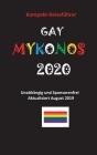 Gay Mykonos 2020: Reiseführer Cover Image