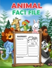 Animal Fact File: Animal Fact File Books, Animal Fact File Activity Book Cover Image