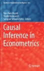 Causal Inference in Econometrics (Studies in Computational Intelligence #622) Cover Image
