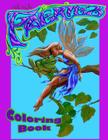 Faeriez: Coloring Book Cover Image