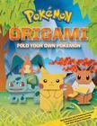 Pokemon Origami: Fold Your Own Pokemon! Cover Image
