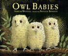 Owl Babies Big Book Cover Image