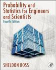 Introduction to Probability and Statistics for Engineers and Scientists Cover Image