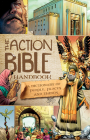 The Action Bible Handbook: A Dictionary of People, Places, and Things (Action Bible Series) Cover Image