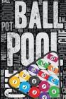 Pool Journal: Cool Blank Lined Pool Lovers Notebook for Player and Coach Cover Image