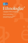 Ethnologue: Languages of Africa and Europe (Ethnologue: Languages of the World #364) Cover Image