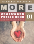 Large Crossword puzzles for Seniors: beginner crossword puzzles for adults - More Full Page Crosswords to Challenge Your Brain (Find a Word for Adults Cover Image