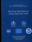 Scientific Assessment of Ozone Depletion 2014 Cover Image