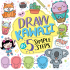 Draw Kawaii in 5 Simple Steps Cover Image