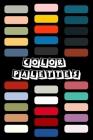 Color Palettes: SketchBook for Designer, Books Designer, designer coffee table book, designer books decor, designer toys, designer cro Cover Image