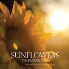 Sunflowers Calendar 2021: 16 Month Calendar Cover Image
