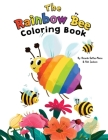 The Rainbow Bee Coloring Book Cover Image