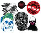 Stickerbomb Skulls Cover Image