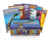 Animorphs Retro Tin Set Cover Image