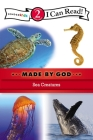 Sea Creatures: Level 2 (I Can Read! / Made by God) Cover Image