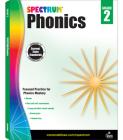 Spectrum Phonics, Grade 2 Cover Image