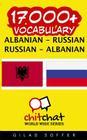 17000+ Albanian - Russian Russian - Albanian Vocabulary Cover Image