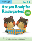 Are You Ready for Kindergarten? Math Skills Cover Image