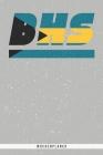 BHS: Bahamas Wochenplaner mit 106 Seiten in weiß. Organizer auch als Terminkalender, Kalender oder Planer mit der bahamisch Cover Image