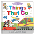Let's Find Things that Go (Let's Find Pull-the-Tab Books) Cover Image
