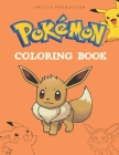 Pokemon Coloring Book: Coloring Book for Kids Cover Image