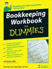 Bookkeeping Workbook for Dummies Cover Image