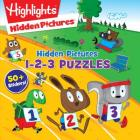 Hidden Pictures® 1-2-3 Puzzles (Highlights Puzzle Activity Fun) Cover Image