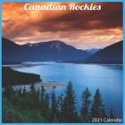 Canadian Rockies 2021 Calendar: Official Canadian Rockies 2021 Wall Calendar Cover Image