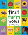 First 100 Padded: First Farm Words Cover Image