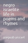 negro israelite life in poems and rhymes Cover Image