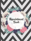 Appointment Book: Featuring daily weekly calendar with 15 minute hourly intervals (7am-9pm) for scheduling, Hair Stylists, Salons, and N Cover Image