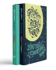 Good Night Stories for Rebel Girls - Gift Box Set: 200 Tales of Extraordinary Women Cover Image