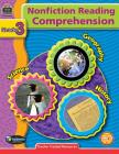 Nonfiction Reading Comprehension Grade 3 Cover Image