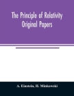 The principle of relativity; original papers Cover Image