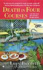 Death in Four Courses: A Key West Food Critic Mystery Cover Image