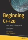 Beginning C++20: From Novice to Professional Cover Image